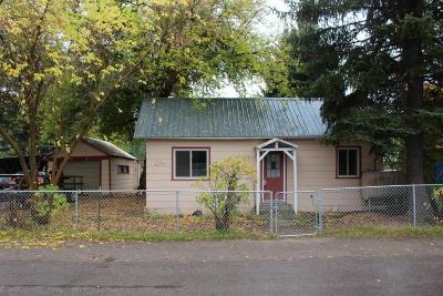 Saint Regis Single Family Home For Sale: 204 Main Street