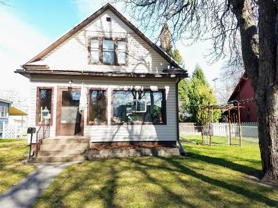 Kalispell Single Family Home Under Contract Taking Back-Up : 733 1st Avenue East