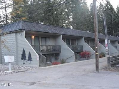 Bigfork Single Family Home Under Contract Taking Back-Up : 8575 Highway 35, Unit 3