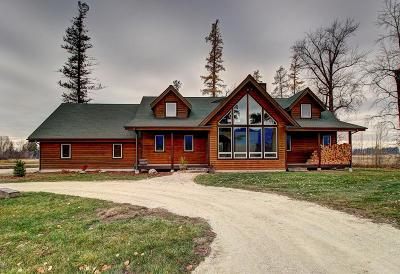 Flathead County Single Family Home For Sale: 229 Broeder Loop