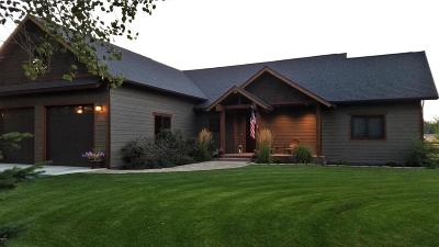 Kalispell Single Family Home For Sale: 203 Whispering Meadows Trail