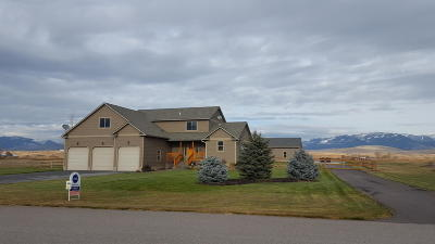 Missoula Single Family Home For Sale: 11188 Bruin Lane