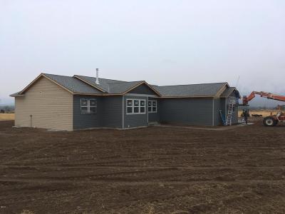 Stevensville Single Family Home For Sale: Lot 14 Dietz Drive