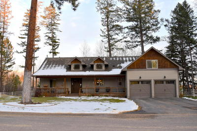 Flathead County Single Family Home For Sale: 67 Trumble Creek Loop