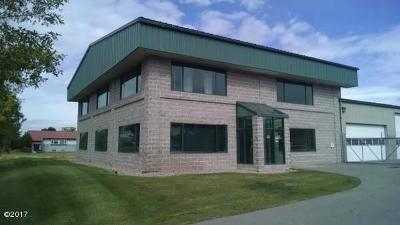 Missoula MT Commercial Lease For Lease: $12