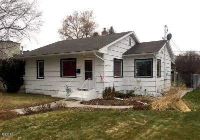Kalispell Single Family Home For Sale: 1012 8th Avenue East