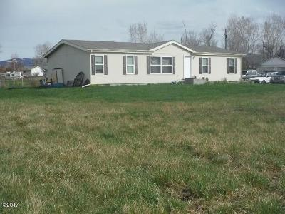 Ravalli County Single Family Home For Sale: 170 Gilmore Lane