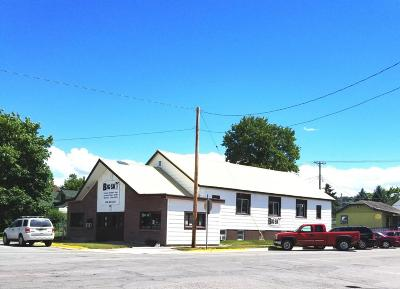 Lake County Commercial For Sale: 100 5th Avenue East