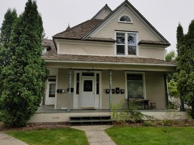 Missoula Multi Family Home For Sale: 633 South 3rd Street West
