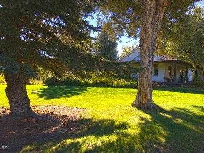 Ravalli County Single Family Home For Sale: 360 Fleet Street