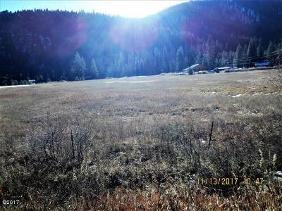 Ravalli County Residential Lots & Land For Sale: Nhn-2 East Fork Road