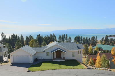 Flathead County Single Family Home For Sale: 154 South Crestview Terrace