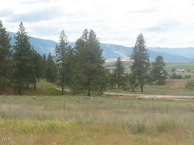 Ravalli County Residential Lots & Land For Sale: Nhn Jaxsyn Court
