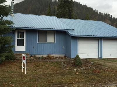 Mineral County Single Family Home For Sale: 33 McGee Drive