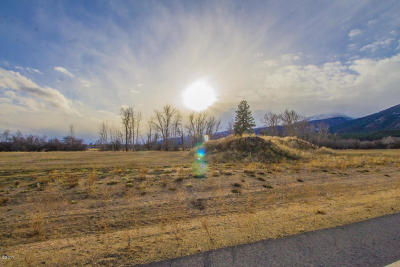 Ravalli County Residential Lots & Land For Sale: Lot 71 Cowboy Court