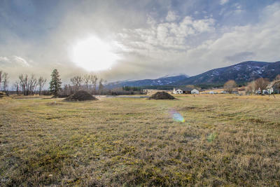 Ravalli County Residential Lots & Land For Sale: Lot 74 Cowboy Court