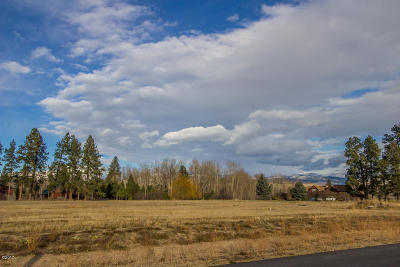 Ravalli County Residential Lots & Land For Sale: Lot 76 Cowboy Court