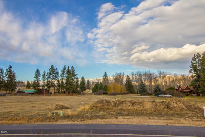 Ravalli County Residential Lots & Land For Sale: Lot 77 Cowboy Court
