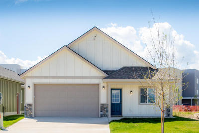 Flathead County Single Family Home For Sale: 423 Hollyhock Lane