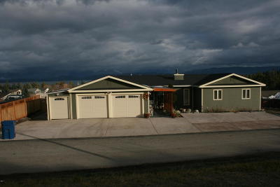 Flathead County Single Family Home For Sale: 59 Ridgewood Drive