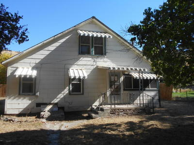 Sanders County Single Family Home For Sale: 108 Blake Street