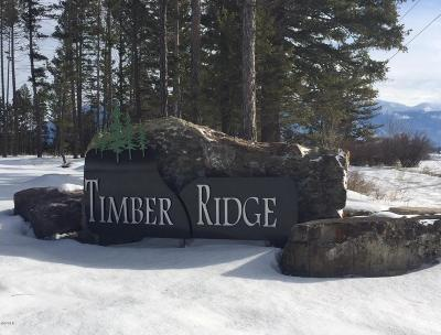 Columbia Falls Residential Lots & Land For Sale: 1165 Timber Ridge Court