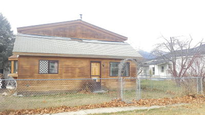 Ravalli County Single Family Home For Sale: 505 College Street