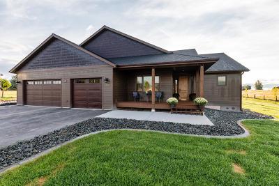 Missoula Single Family Home For Sale: 1450 Cote Lane
