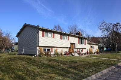 Missoula Single Family Home For Sale: 1590 Sunflower Drive