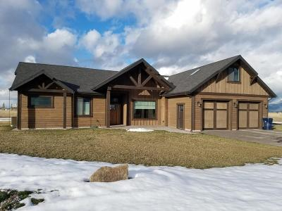 Flathead County Single Family Home For Sale: 1025 Pheasant Haven Drive