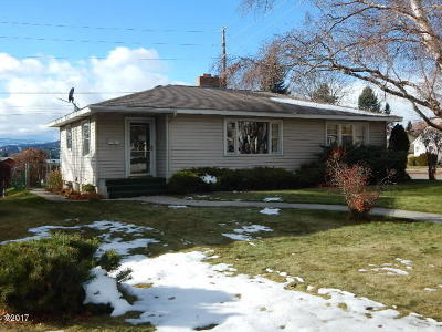 Flathead County Single Family Home For Sale: 894 5th Avenue West North