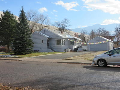 Missoula Single Family Home For Sale: 441 Woodworth Avenue
