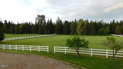 Columbia Falls Residential Lots & Land Under Contract Taking Back-Up : 3800 Mt Hwy 40