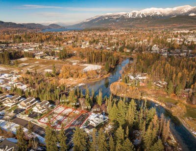 Whitefish Residential Lots & Land Under Contract Taking Back-Up : 744-746 Spruce Court