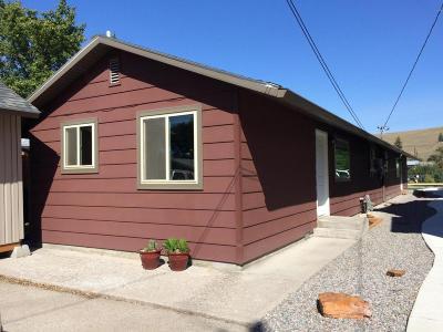 Missoula Multi Family Home For Sale: 915 Charlo Street