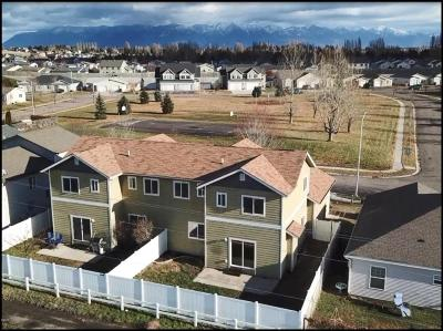 Flathead County Single Family Home Under Contract Taking Back-Up : 196 Empire Loop