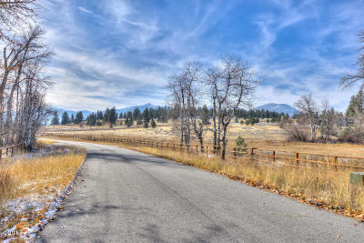 Victor Residential Lots & Land For Sale: 254 Hillside Ranch Road