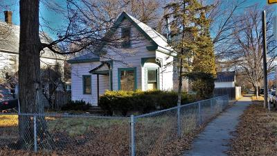 Kalispell Single Family Home Under Contract Taking Back-Up : 145 3rd Avenue East