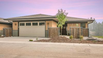 Missoula Single Family Home For Sale: Lot 13 Waters Edge