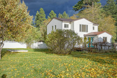Flathead County Single Family Home For Sale: 1676 Vista Lane