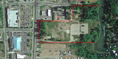 Whitefish Commercial For Sale: 6575 Hwy 93 South