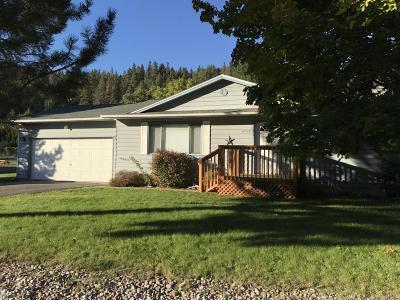 Missoula Single Family Home For Sale: 4750 Lerch Lane