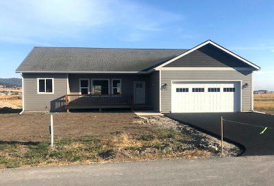 Kalispell Single Family Home For Sale: 208 Swiss Drive