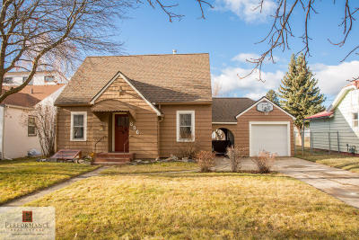 Kalispell Single Family Home Under Contract Taking Back-Up : 686 1st Avenue East North