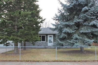 Missoula Single Family Home For Sale: 2025 36th Street