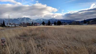 Arlee MT Residential Lots & Land For Sale: $62,500