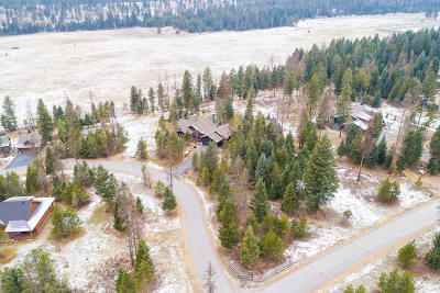 Whitefish Residential Lots & Land For Sale: Nhn Bowdrie Trail