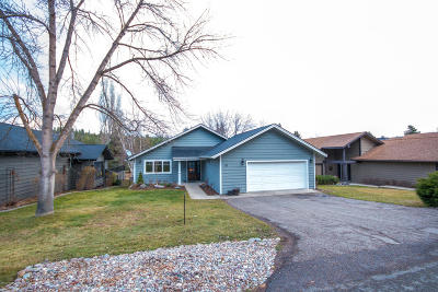 Flathead County Single Family Home For Sale: 87 Golf Terrace Drive