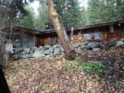 Missoula County Single Family Home For Sale: 23205 Wallace Creek Road