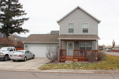 Missoula Single Family Home For Sale: 2237 West Kent Avenue